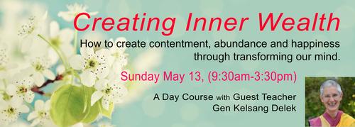 Creating Inner Wealth Banner